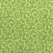 Blendworth Scroll Green