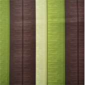 Tango Stripe Lime Brown